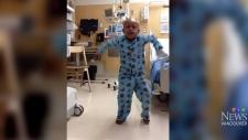 Seattle boy celebrates final cancer treatment