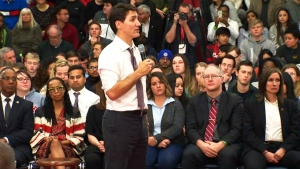 Trudeau on reconciliation: 'It is not easy'