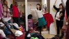 Tidying with Marie Kondo