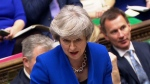 LIVE: May addresses Parliament after rejected deal