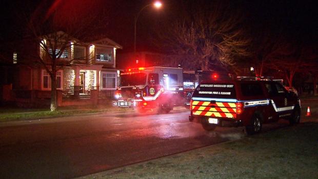 Father, children taken to hospital after carbon monoxide leak