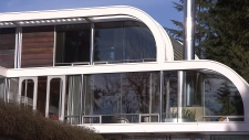 A steel and glass home described as Arthur Erickson's most complete work is on the market and gaining some international buzz.