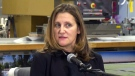 Minister Freeland on the tensions with China