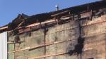 Wye Heritage Marina fire