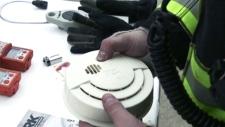 Carbon monoxide detectors in schools