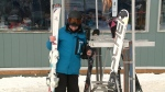 Ottawa teen warns: lock up your ski equipment