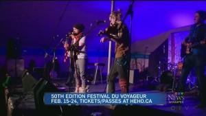 Festival  du Voyageur turns 50