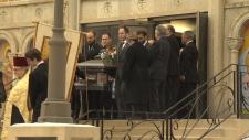 Zwozdesky funeral