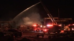 Fire destroys Huron County business