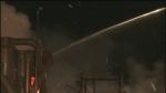 Hensall Fire