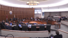 Waterloo regional council discusses Bill 66 and amendments to the Labour Relations Act.