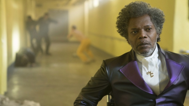Image result for glass movie samuel jackson