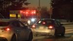 CODE ORANGE BUS CRASH