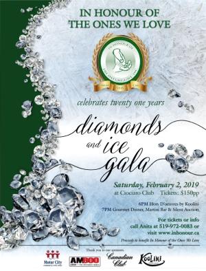 Diamonds and Ice Gala