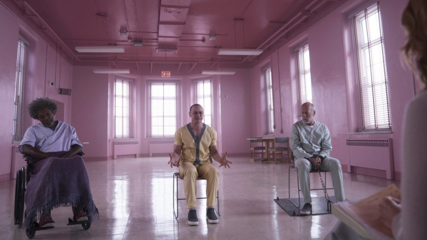 A scene from M. Night Shyamalan's 'Glass'
