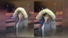 Police release this image of suspect wanted in Bradford gas theft (Courtesy: South Simcoe Police)