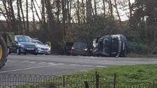 Prince philip car crash