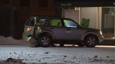 Fatal crash on Yellowhead Trail near 142 street.