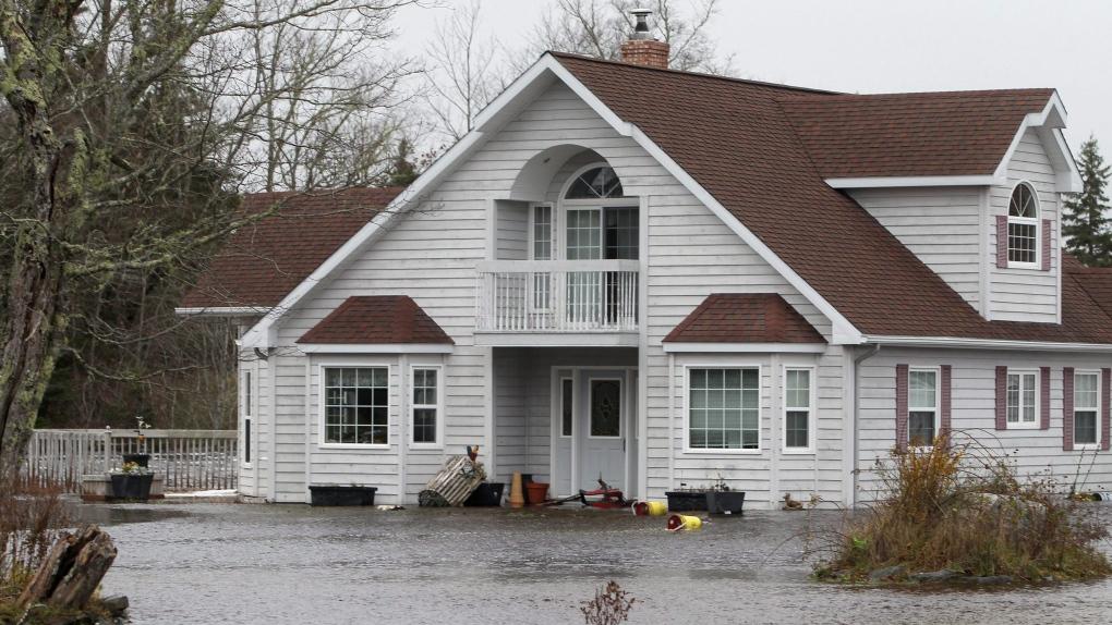 Nova Scotia flooding