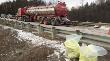 cambridge fuel spill 401 mill creek