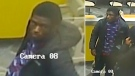 Ottawa Police are searching to locate a male witness after a shooting at Burger King on Montreal Rd.
