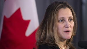 Canada 'acting according to treaty obligations'