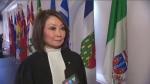 CTV Montreal anchor Mutsumi Takahashi