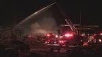 Major fire levels Hensall-area business