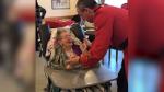 RCMP officer makes dream come true