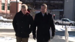 Gruelling cross-examination of Saint John police officer continues at Dennis Oland trial.