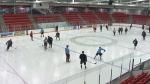 Vandervlis finding on-ice success