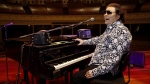 Ronnie Milsap on the stage of The Ryman Auditorium in Nashville, Tenn., on Jan. 16, 2019. (Donn Jones / Invision / AP)