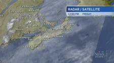 Winter storm headed for the Maritimes