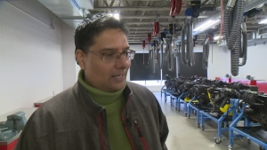 Sulaman Khan, Vice principal of Laurier Macdonald Adult Education Centre