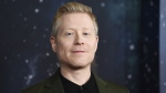 Actor Anthony Rapp attends the 'Star Trek: Discovery' season two premiere at the Conrad New York on Jan. 17, 2019. (Evan Agostini / Invision / AP)