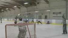 Huge ringette tournament on in Calgary