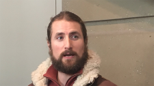 David Stephan speaks to reporters outside court on Friday, January 18, 2019.