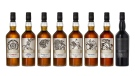 Eight single-malt Scotch whiskies, each from different iconic distilleries around the world, will go on sale at five stores around the province. (BC Liquor Stores)