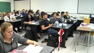 CTV Windsor: Impact of tuition cuts