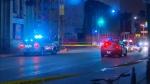Fatal collision Bathurst Street