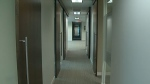 Office hallway - Calgary