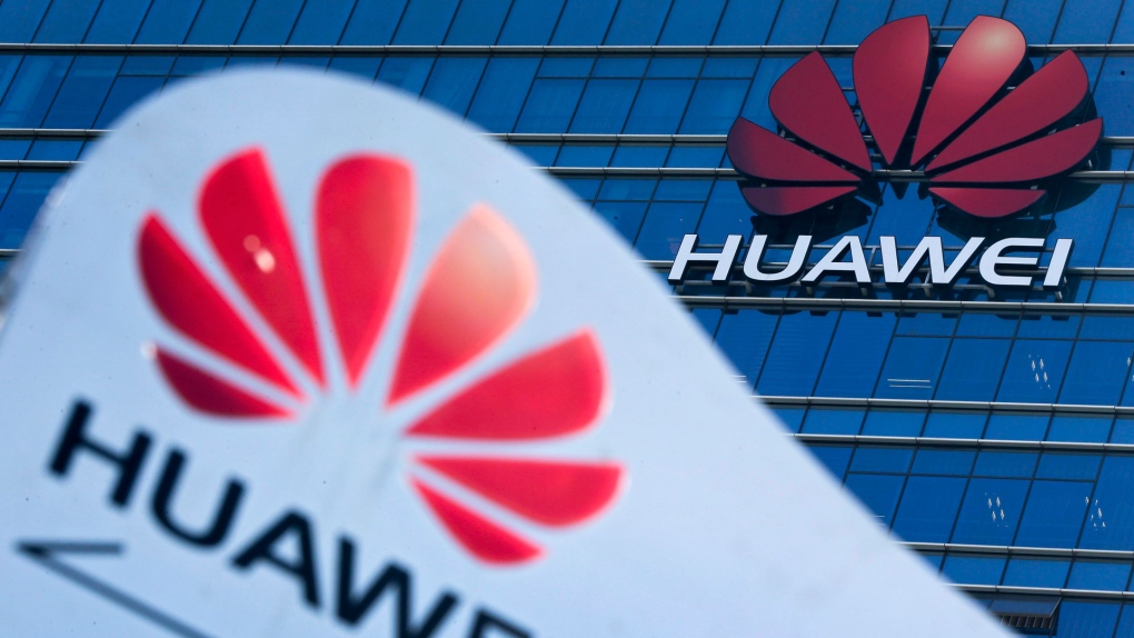 China's Huawei says 1Q sales up 39 per cent