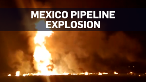 Fuel theft epidemic blamed for pipeline blast that