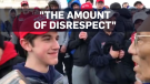 MAGA hat high teenagers mock Indigenous elder