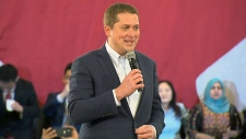 Conservative Leader Scheer hosts town hall