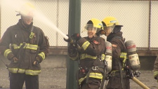 Vancouver Fire and Rescue Services along with the Justice Institute of British Columbia held their first workshop geared towards women.