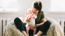 All the roles and duties that make up modern motherhood would be worth $215,525 a year in salary to an employer, according to website Salary.com. (Daria Shevtsova / Pexels)