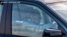 Prince Philip spotted driving without seatbelt