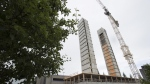 A new building is being built at the University of British Columbia campus in Vancouver, B.C., Monday, June, 13, 2016. (THE CANADIAN PRESS / Jonathan Hayward)
