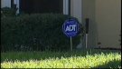 Police say scammers have been posing as representatives from ADT, a home security company.